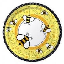 buzz-bumblebee-dinner-plate-t6825