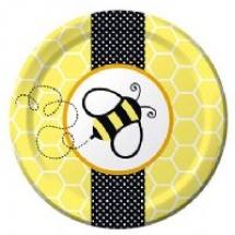 buzz-bumblebee-dessert-plate-t6516