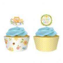 happi-tree-cupcake-picks-wrappers-t8078