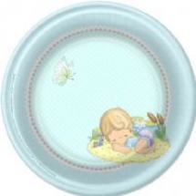 precious-moments-baby-boy-dinner-plates-t5209