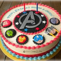 avengers-cake