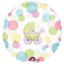 baby-carriage-clear-foil-balloon-t738