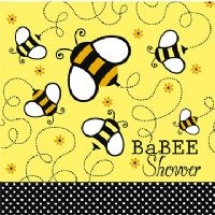 buzz-bumblebee-babee-shower-napkins-t6833