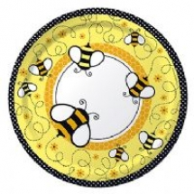 buzz-bumblebee-dinner-plate-t6825