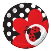 ladybug-fancy-dessert-plates-t5187