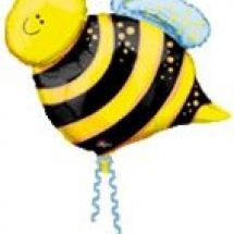 yellow-bee-foil-balloon-t1683