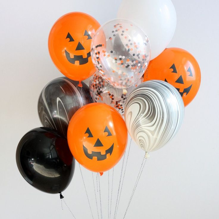 halloween bday party ideas